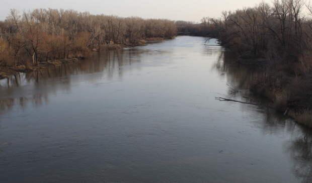 Уровень воды вУрале уОрска вырос ещё на30см