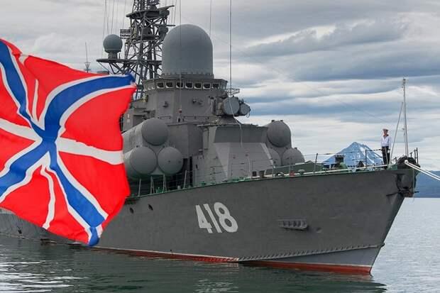 В Китае объяснили, кому угрожает российский флот в Тихом океане