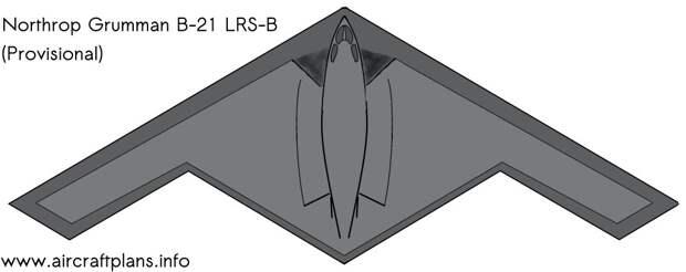 Стелс-бомбардировщик B-21: «технология скрытности» и «архитектура открытых систем»