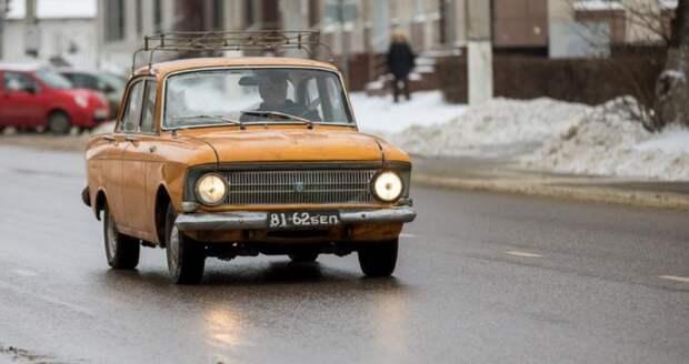 В Москву запретят въезжать на автомобилях старше 15 лет