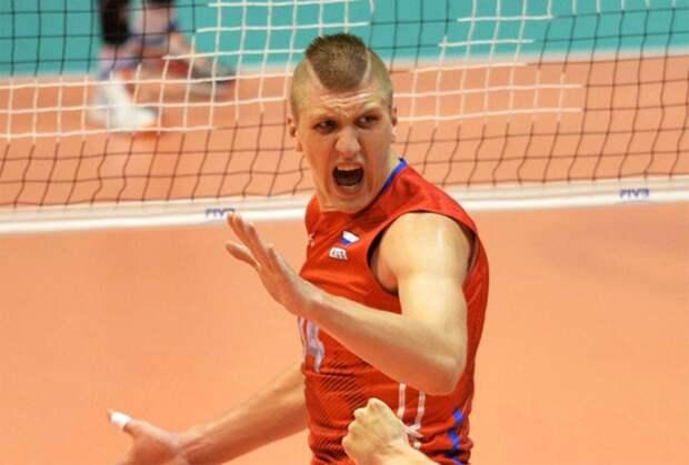 «Факел» расторг контракт с волейболистом Кимеровым, атаковавшим водителя в Москве