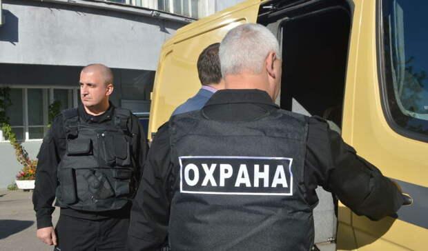 Руководитель охранного предприятия вОренбурге загремел под уголовную статью