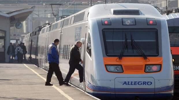 Финляндия может возобновить железнодорожное сообщение с РФ летом