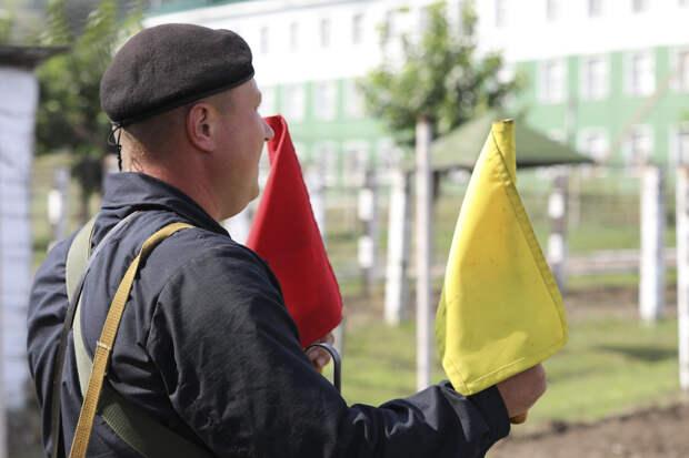 В общевойсковом объединении ВВО в Бурятии стартовал второй этап учебно-методических сборов с военнослужащими младшего командного состава