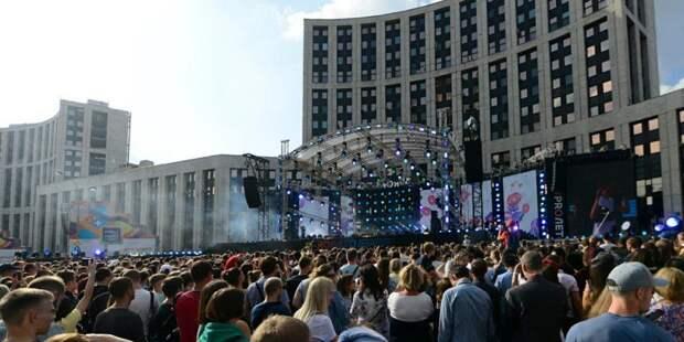 Число гостей фестиваля «PROлето» на Сахарова превысило 40 тыс человек/mos.ru