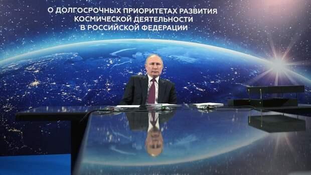 Глава NASA обсудил сотрудничество с Рогозиным
