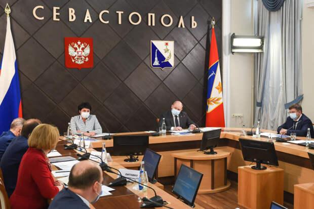 Минобороны передало в собственность Севастополя детский лагерь «Чайка»