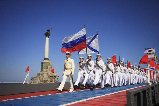 Офицеры ВМФ РФ прокомментировали день «незалежного флота», отмечаемый на Украине