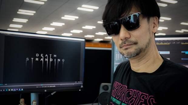 Хидео Кодзима рассказал о замысле и трудностях разработки Death Stranding