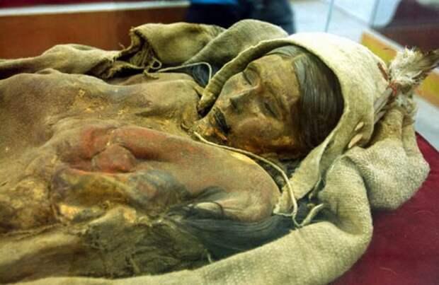 Таримские мумии и наследие древнего Китая