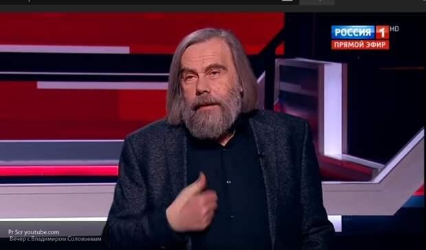 Политолог Погребинский предупредил, что Зеленский перешел «красную линию» Путина