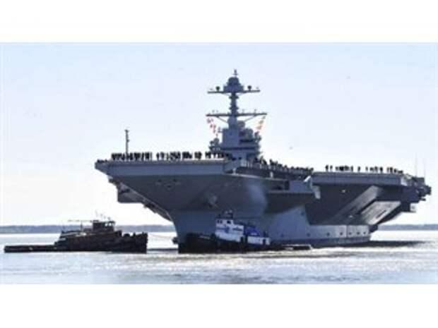 Мощнейший авианосец ВМС США оказался «дырой» в кармане Пентагона