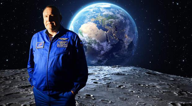 Россия хочет создать «лифт» на Луну