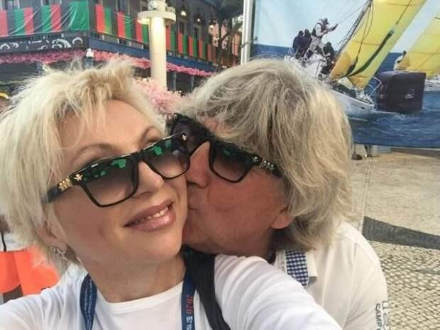 Знакомая вдовца Валентины Легкоступовой привела его ответ на слухи о новых романах