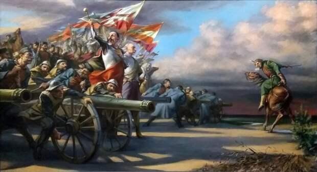 """О том, как наша историография """"проиграла"""" битву на Басе (1660)"""