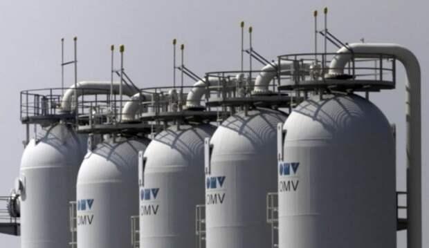 """Почему """"Газпром"""" замедлил закачку газа в ПХГ Европы"""