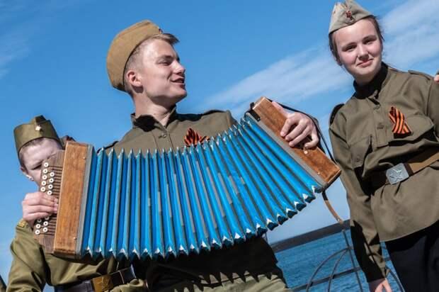 В Севастополе впервые состоялся Константиновский военно-морской исторический фестиваль