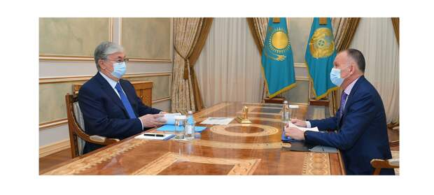 Токаев дал ряд поручений главе Центризбиркома