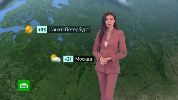 Утренний прогноз погоды на 21 июня