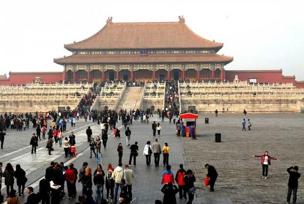 Китай перешагнул новый порог численности населения