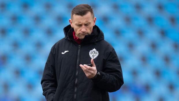 Бабаев рассказал о причинах назначения Олича на пост тренера ЦСКА