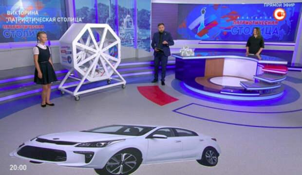 5 день голосования в Севастополе ЗА поправки в Конституцию России