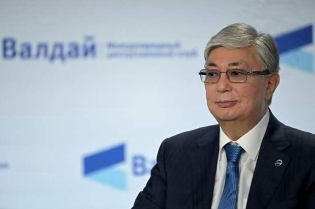 Назарбаев передал Токаеву право возглавить Ассамблею народа Казахстана
