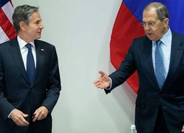 Россия перешла к разговору с США с позиций силы