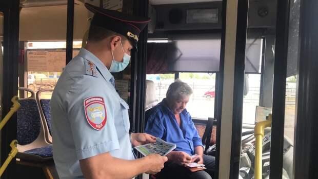 ГИБДД напомнила водителям об опасности жары