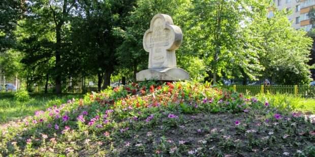 В ЮВАО отреставрируют памятники героям Отечественной войны 1812 года