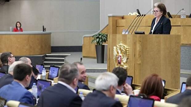 Терешкова заявила, что о поправке про обнуление сроков Путина ее «просили простые люди»