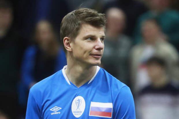 20 лет назад Аршавин забил первый гол в карьере. Передачу отдал Кержаков ударом через себя