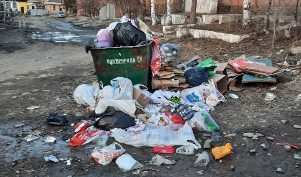 Оренбургские депутаты просят выделить нарешение проблем смусором 20млн рублей