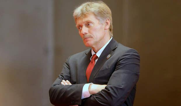 Песков не увидел цензуры в исключении «Дождя» из кремлевского пула