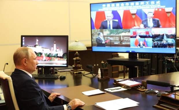 Как Россия и Китай начинают теснить США