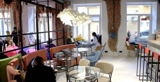 10 апреля проект Сreative Diaspora запустил своё креативное пространство
