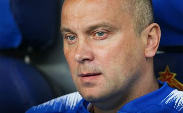Хохлов прокомментировал назначение в «Ротор» и объяснил, почему в его штаб не вошел Никифоров