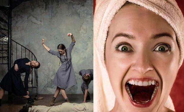 Безудержные пляски и заразительный смех. 5 самых загадочных эпидемий в мире