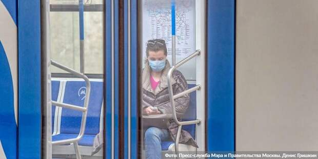 На ТПУ «Планерная» 5 ноября выявили 28 нарушителей масочного режима. Фото: Д. Гришкин mos.ru