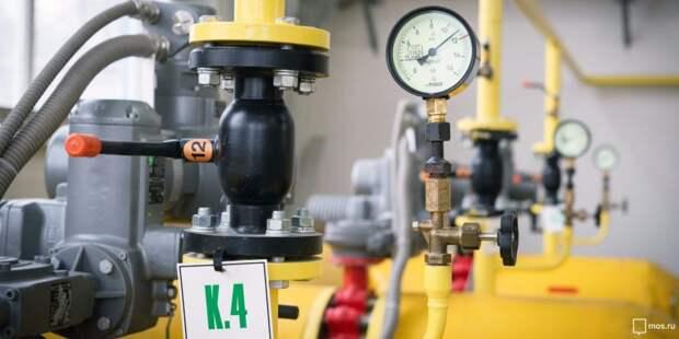 В Беговом планируют провести реконструкцию газопровода