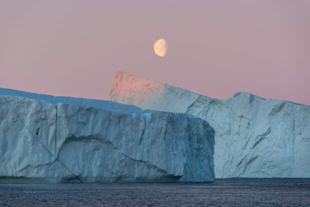 Icy Moon by Barbara Mierau-Klein on 500px.com