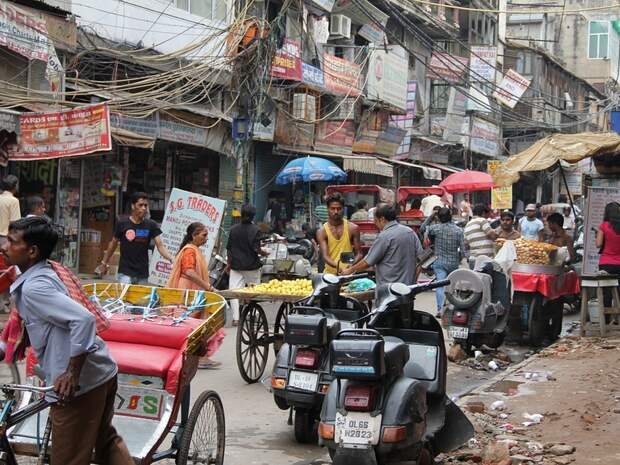 В Индии зафиксировали рекордное число умерших от коронавируса за сутки