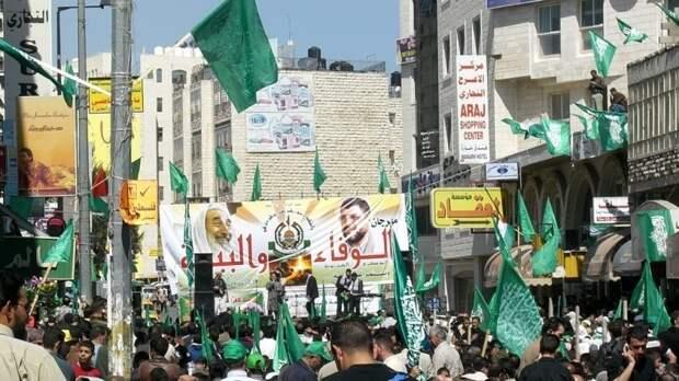 Военное крыло ХАМАС заявило о временном прекращении огня в Тель-Авиве