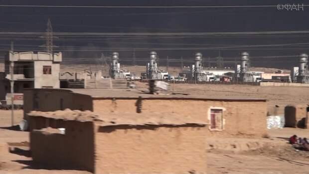 Силовики предотвратили диверсию на нефтяной скважине в Ираке