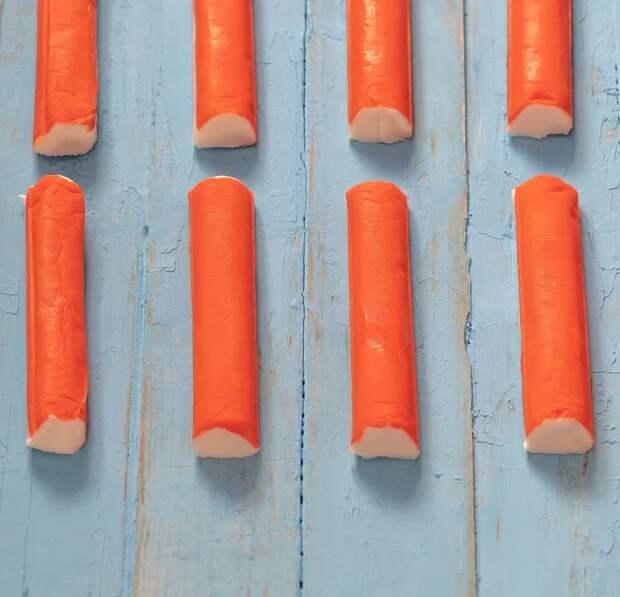 Роскачество проверило популярные крабовые палочки