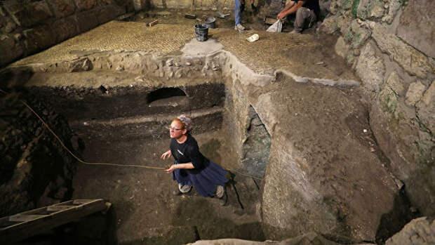 Археологи нашли три загадочные комнаты около Стены Плача в Иерусалиме