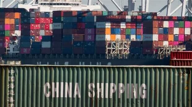 Сложности с отправкой грузов в портах Южного Китая могут привести к дефициту ряда товаров в мире