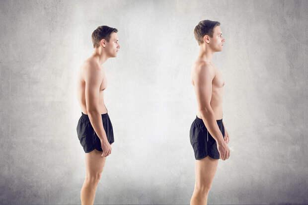 Как исправить осанку —лучшие упражнения