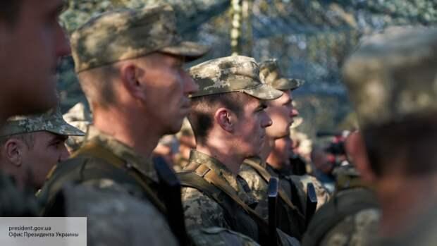 Зеленский рискует: как оппоненты используют обиженных ветеранов АТО для свержения власти