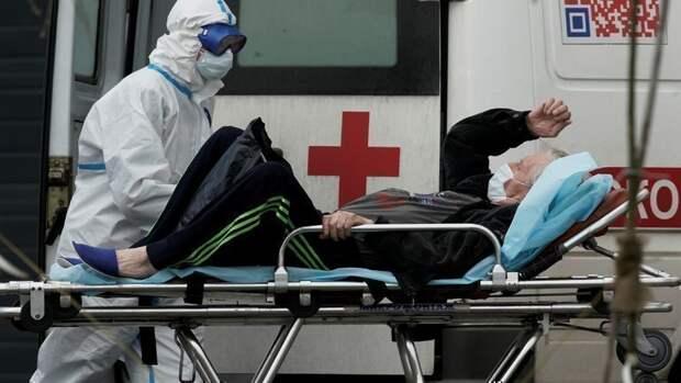 ВРоссии выявили 8 164 новых случая коронавируса